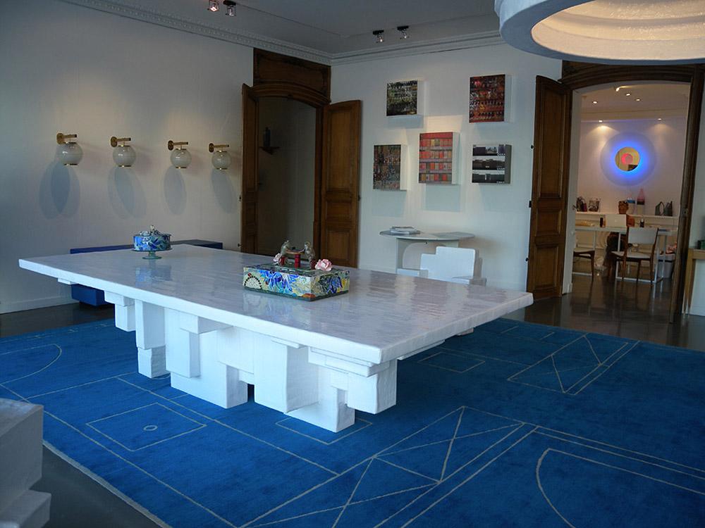 Mobilier rare et design nilufar gallery studio nucleo for Site mobilier design